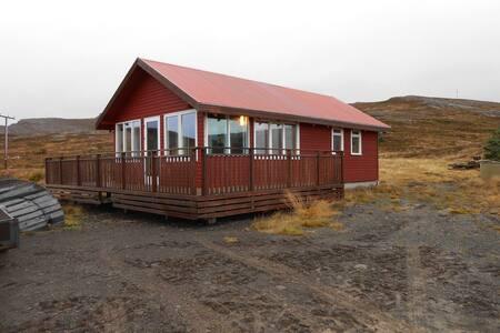 Brekkusel, a cosy cottage in Strandir - Hólmavík - Casa