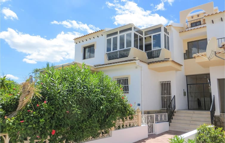 Holiday apartment with 2 bedrooms on 68m² in Quesada