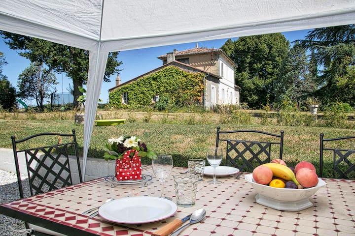 Gite des Raigneaux - Madirac - Rumah