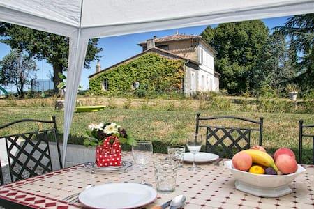 Gite des Raigneaux - Madirac - Dom