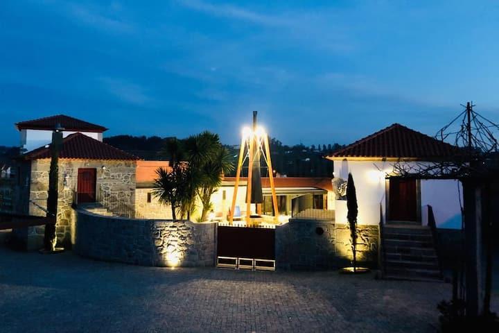 Quinta de Maderne próximo do Porto Braga Guimarães