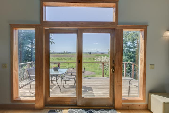 The Barn Apartment at Avon Acres - Sunset Views!