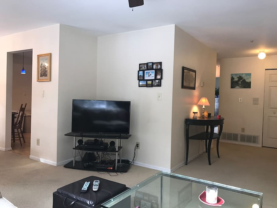 Access to full amenities with plenty of space