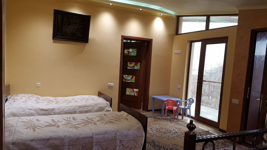 Armenia Apex Guest House - Yerevan - Guesthouse