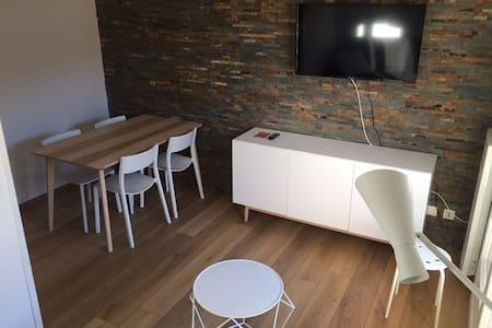 Deux Alpes Grand studio entièrement rénové 4pers - Mont-de-Lans