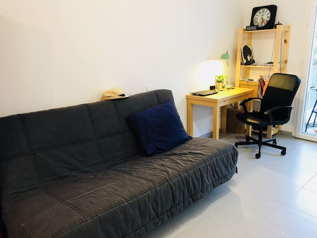 Canapé Convertible 2 personnes