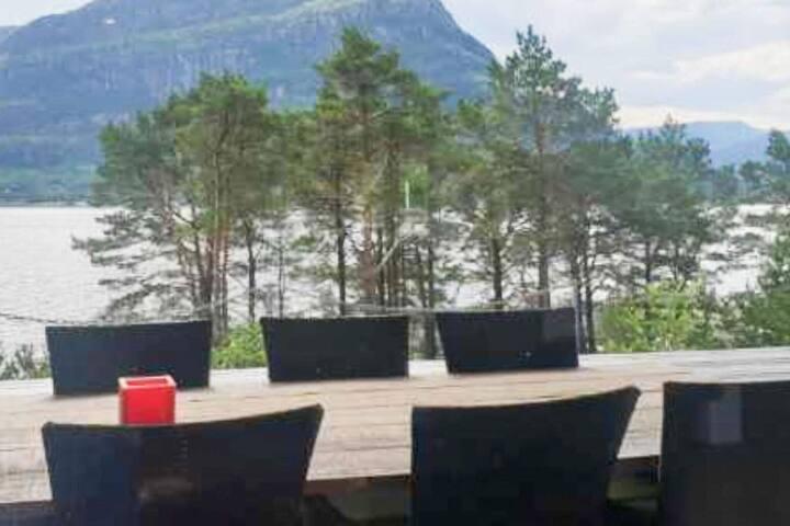 4 star holiday home in Svelgen