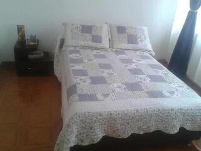 Habitación cómoda y acogedora - Bogotá - Appartement