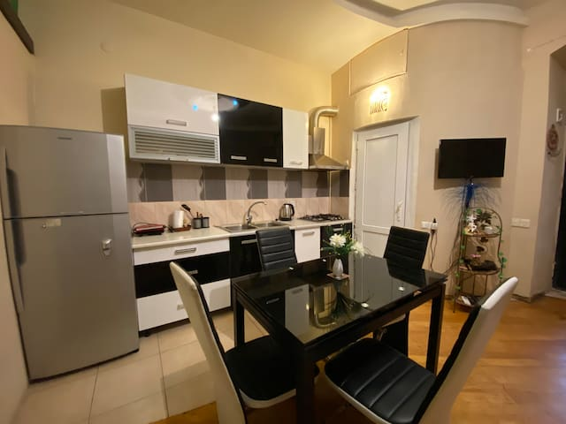 2 bedroom at Rustaveli.Ave in front of Opera