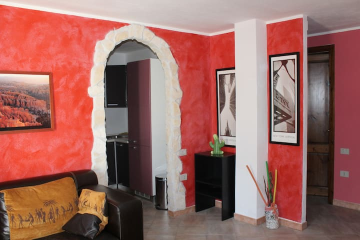 70sqm Apartment in South-Western Sardinia - Teulada - Appartement