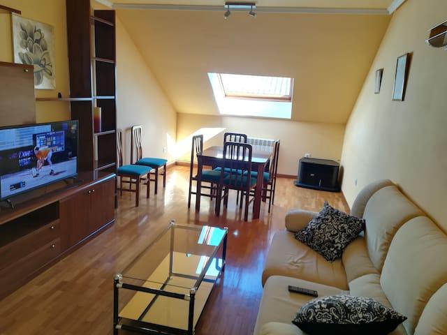 Apartamento Viriato 5 completo calle Balborraz WiF