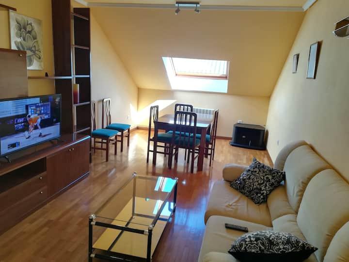 Apartamento Viriato 5  calle Balborraz WiF