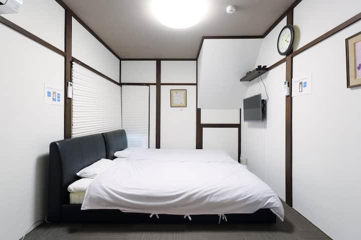 【テレワーク歓迎】クルトン101号室 Japanese Modern room