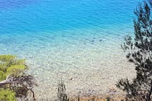 La Mer Méditerranée à 30 minutes
