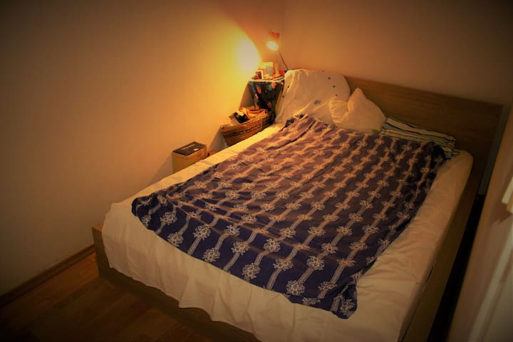 Private room for couple or solo traveler - Bratislava - Apartemen