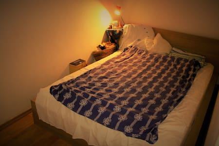 Private room for couple or solo traveler - Bratislava - 公寓