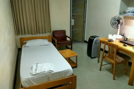 Single Room with Attached bathroom - Sovesal
