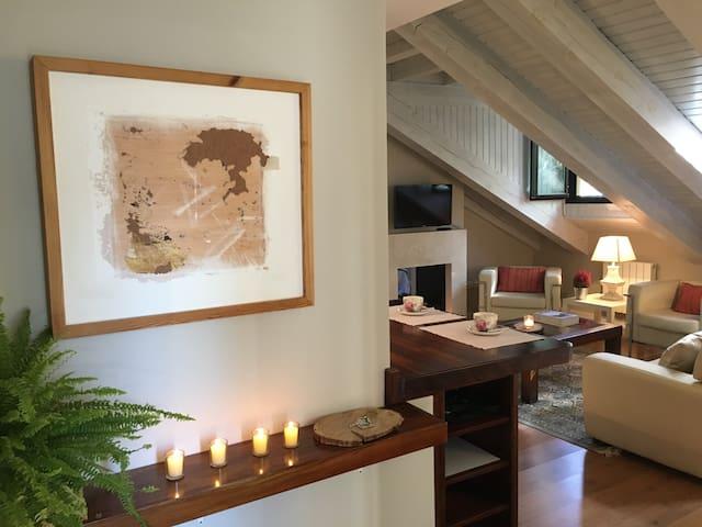 La Casa Blanca - La Granja de San Ildefonso - Apartment