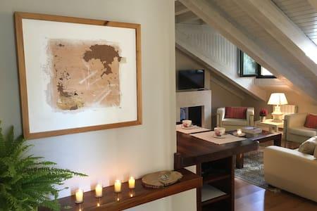 La Casa Blanca - La Granja de San Ildefonso - Wohnung