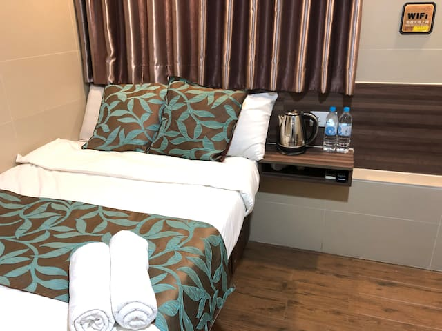 可接月租Bright and spacious and luxurious big bed room