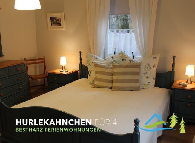 Hurlekahnchen für 5, 4 Sterne - Bad Harzburg
