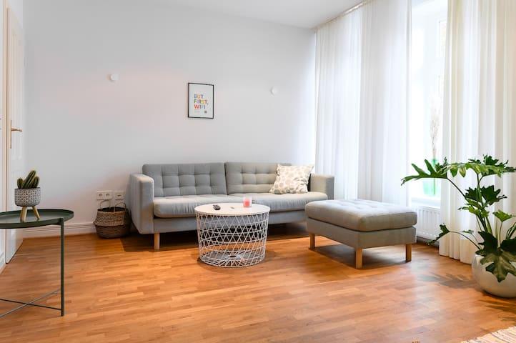 Apartment am Andreasplatz - 24h Self-Check-In