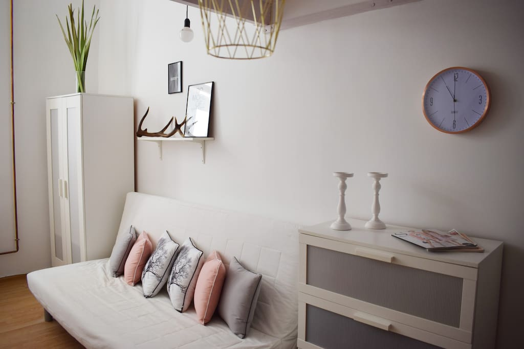 living room - bed-sofa