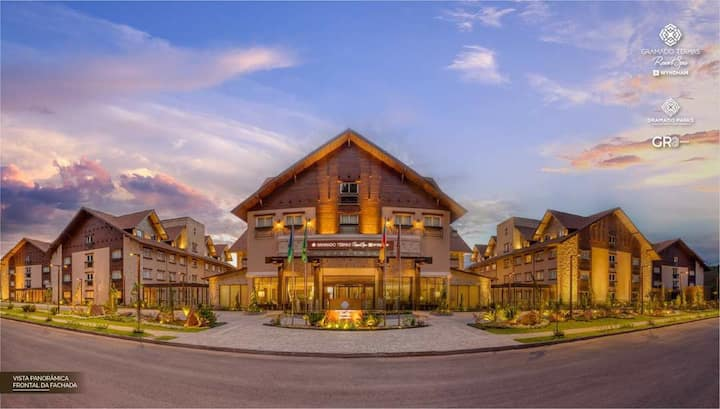 Gramado Thermas Resort & spa