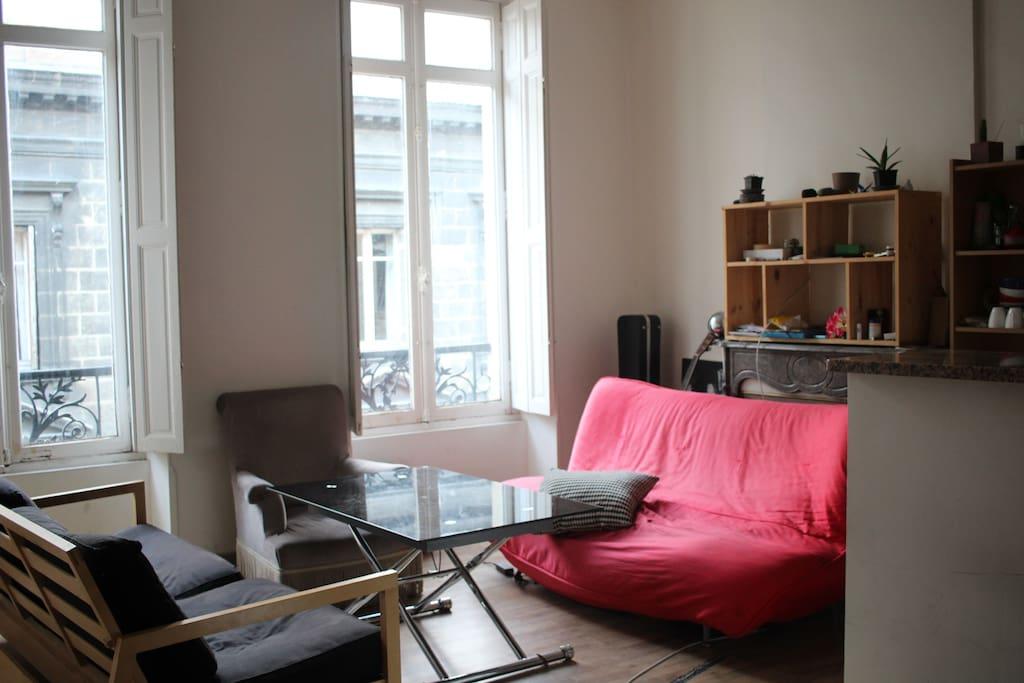 Chambre dans grand appartement hypercentre de brdx for Louer chambre bordeaux