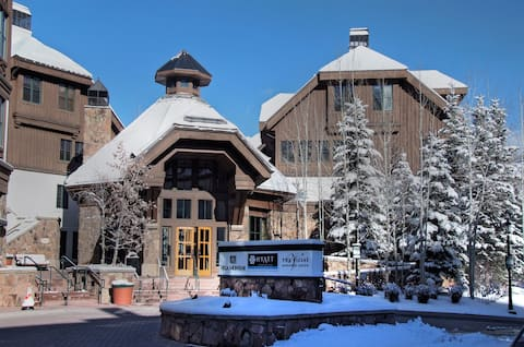 Hyatt Mountain Lodge Studio - 343a