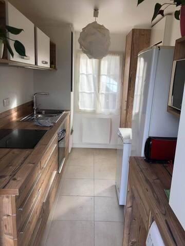 Arquian : petite maison de charme en Puisaye