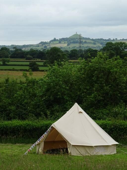 Lilybell & Glastonbury Tor