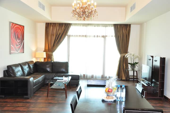 Juffair -Two Bedroom Family Apartment