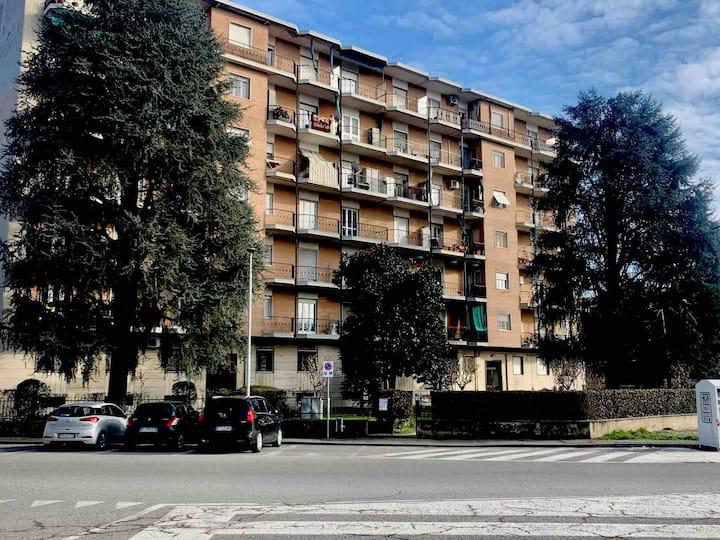 Al sesto di Largo Giusti (Fronte Ospedale)