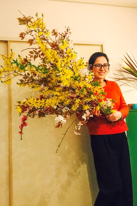 Make your own Ikebana