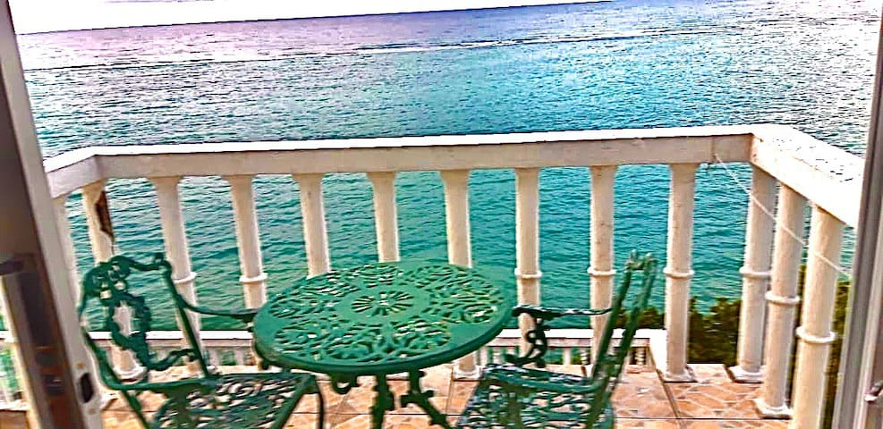 😍Your Private OceanView Apt! 10 min to Ocho Rios!