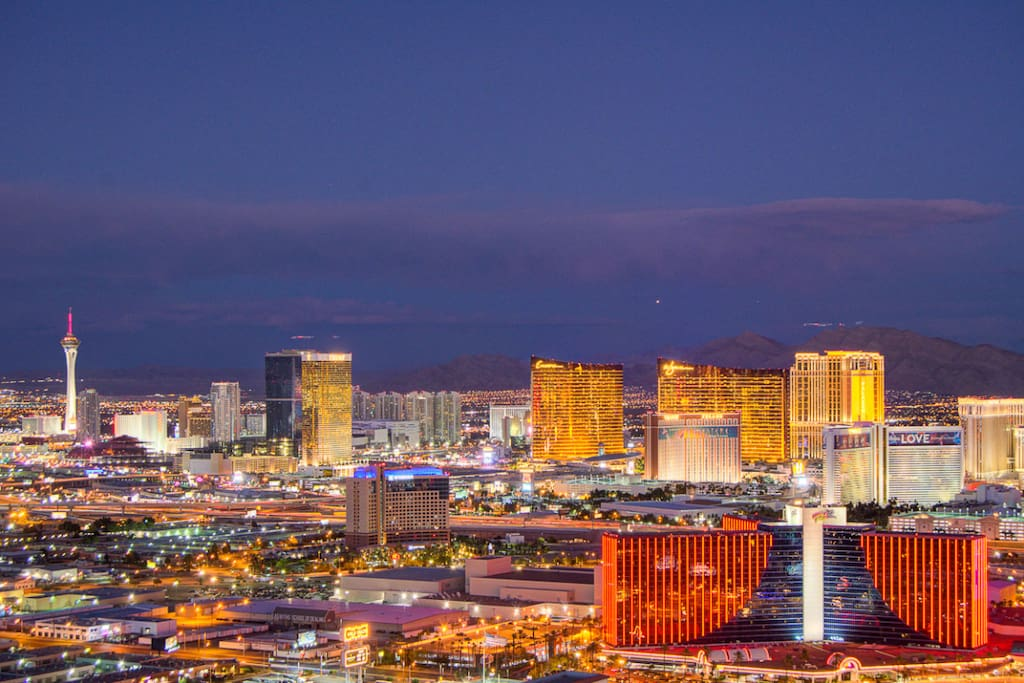 Best View of the Strip off the Strip!