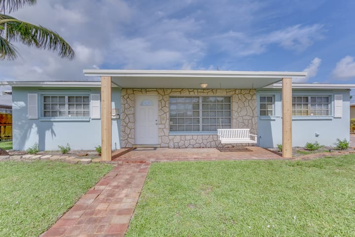 Safe neighborhood, centrally locatedJust remodeled