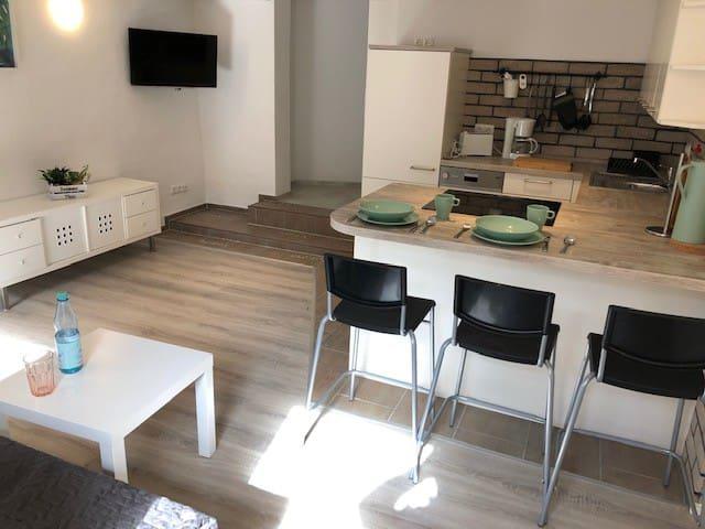 Gemütliches Appartement in der Altstadt