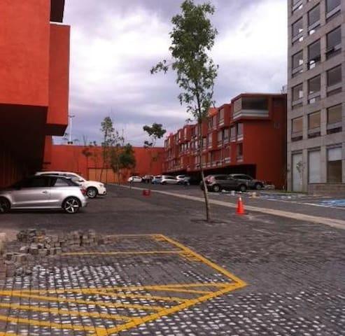 Cuarto en bonito residencial a 10 min de Santa Fe - Ciudad de México - Dům