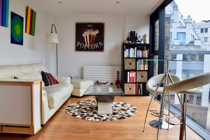 Old Street Modern Home with a View - Londres - Pis