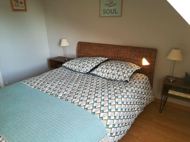 Chambre cosy Nantes Ouest