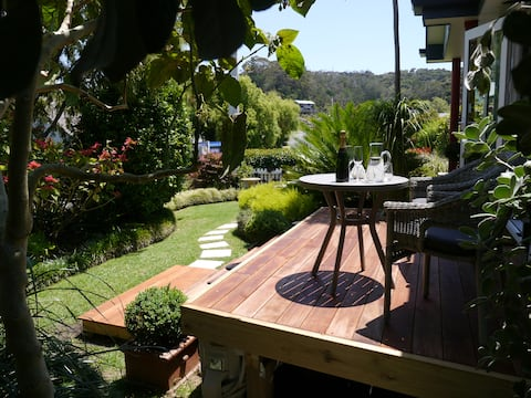 Kereru Cottage -James Cook suite