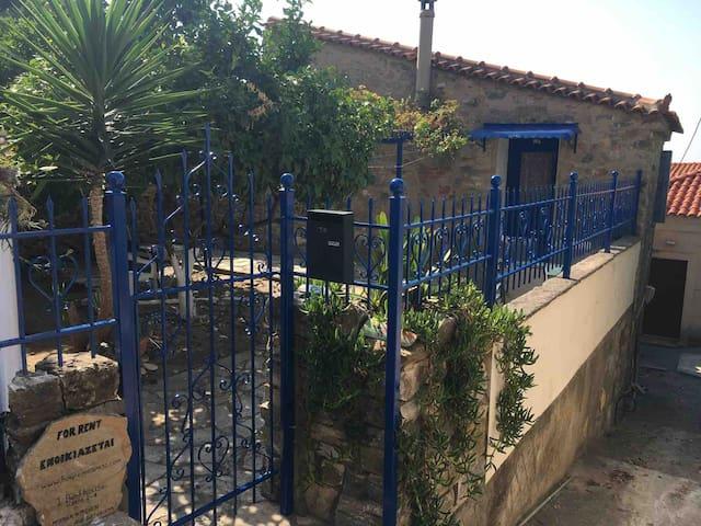 House in Samos