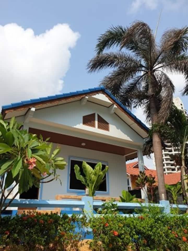 Beachfront Villa  at Pama Resort