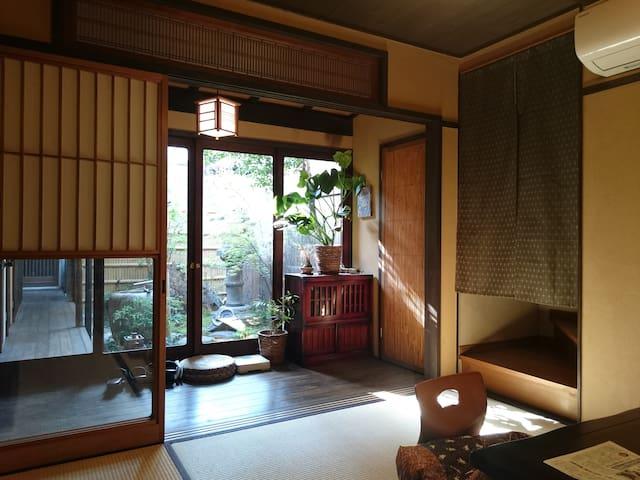 Kyoto Guesthouse Bokuyado Japanese Room B