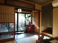 Kyoto+Guesthouse+Bokuyado+Japanese+Room+B