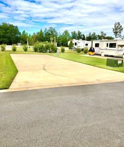 RV Lot #43 @ Creekside RV Resort in Foley AL