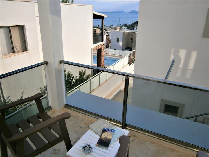 Two Bedroom Apartment in Central Bodrum 3
