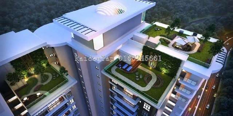 Lido Residency Cheras Near City Centre KLCC - Kuala Lumpur - Apartamento